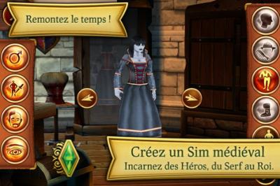 EA Sims Medieval