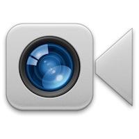 FAcetime Logo Mac OS X : FaceTime se corrige