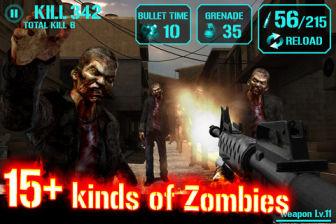 Gun Zombie Les bons plans de lApp Store ce dimanche 8 juillet 2012