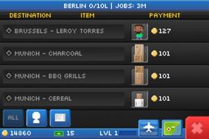 IMG 1034 Test de Pocket Planes : Un jeu de gestion qui a du charme (Gratuit)