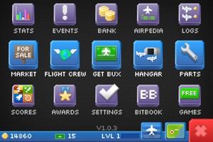 IMG 1035 Test de Pocket Planes : Un jeu de gestion qui a du charme (Gratuit)