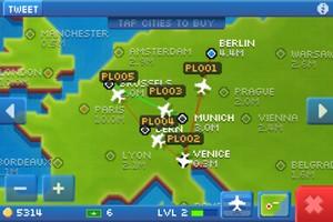 IMG 1040 Test de Pocket Planes : Un jeu de gestion qui a du charme (Gratuit)