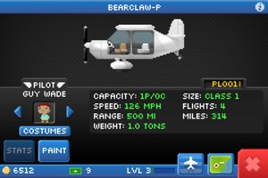 IMG 1042 Test de Pocket Planes : Un jeu de gestion qui a du charme (Gratuit)