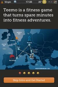 IMG 1046 Teemo   The Fitness Adventure Game : Du Fitness tout en samusant...(Gratuit temporairement)