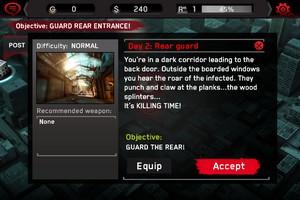IMG 1266 Test de Dead Trigger : Un superbe FPS infesté de Zombies...(0,79€)