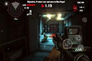 IMG 1267 Test de Dead Trigger : Un superbe FPS infesté de Zombies...(0,79€)