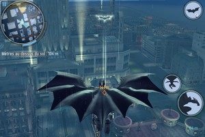 IMG 1312 Test de The Dark Knight Rises : Sauvez Gotham City ! (5,49€)
