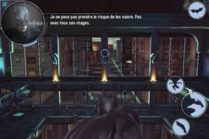 IMG 1313 Test de The Dark Knight Rises : Sauvez Gotham City ! (5,49€)