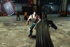 IMG 1320 Test de The Dark Knight Rises : Sauvez Gotham City ! (5,49€)