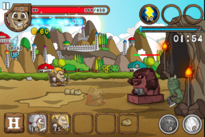 IMG 1358 300x200 Test de MoleHeart, un bon jeu de Tower Defense (gratuit)