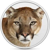 Logo Os X mountain OS X Mountain Lion : combien de temps pour quil rugisse ?