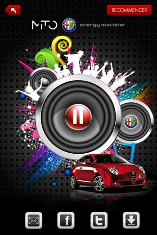 MiTo 3 MiTo Energy Machine (Gratuit) : Libérez la star qui est en vous !