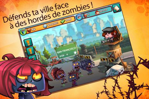 NoZombie 1 No Zombies Allowed (Gratuit) : Un jeu de zombies qui sort de lordinaire !
