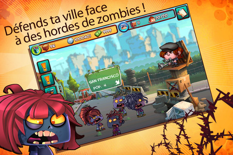NoZombie 1 No Zombies Allowed (Gratuit) : Un jeu de zombies qui sort de lordinaire !