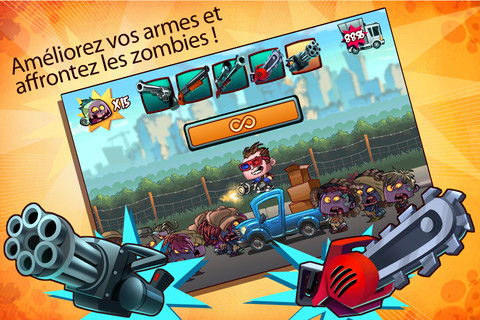 NoZombies 3 No Zombies Allowed (Gratuit) : Un jeu de zombies qui sort de lordinaire !