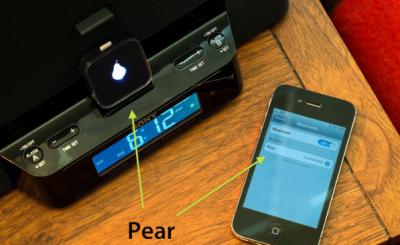 Pear branchement bluetooth Le Pear ou comment rendre bluetooth votre station musicale !