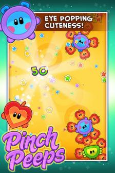 Pinch peeps Les bons plans de lApp Store ce mercredi 25 juillet 2012