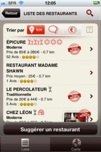 Restaurants MICHELIN 200x300 Les App4Tops de la semaine 29 : nos coups de coeur