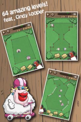 Sami Barket 2 Le jeu Sami Barket Slice Trip est gratuit en partenariat avec App4Phone