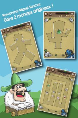 Sami Barket Le jeu Sami Barket Slice Trip est gratuit en partenariat avec App4Phone