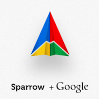 Sparrow Google Sparrow racheté par Google !