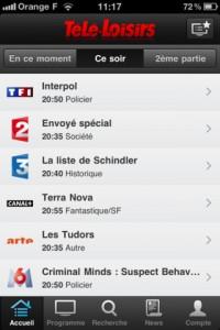 TV Tele Loisirs 200x300 Les App4Tops de la semaine 27 : nos coups de coeur