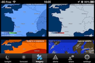 TestSwackettX 015 Test de Swackett X   Une météo inédite sur votre iPhone !