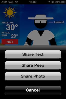 TestSwackettX 017 Test de Swackett X   Une météo inédite sur votre iPhone !