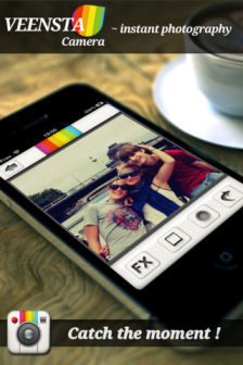 Veensta camera Les bons plans de lApp Store ce jeudi 26 juillet 2012