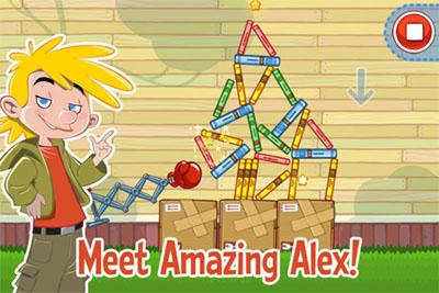 amazing alex 2 Amazing Alex : le nouveau jeu des créateurs dAngry Birds (0,79€)