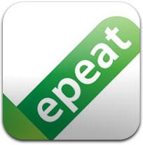 epeat icon La célèbre pomme est désormais moins verte