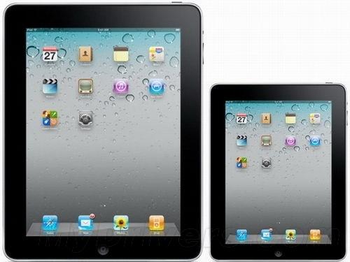 iPad Mini Un iPad 7 pouces pour le mois dOctobre ?