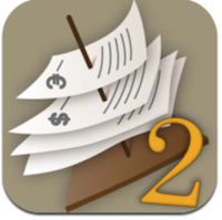 icon inotedefrais Lapplication iNotesDeFrais 2 est gratuite en partenariat avec App4Phone