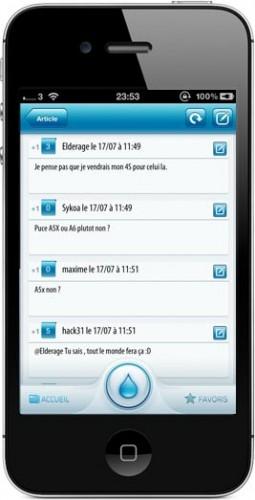 iphone3 255x500 AppSystem (Gratuit) : Actualité et astuces pour votre iPhone !