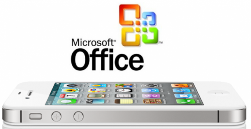 microsoft office ios 500x257 Microsoft : la suite Office officiellement portée sur iOS ?
