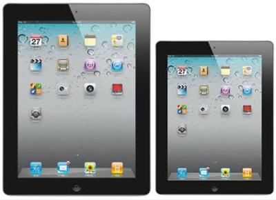 rumeur iPad mini 2