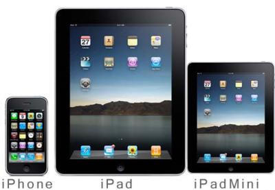 rumeur iPad mini Les rumeurs de la semaine: iPhone 5, iPad mini...