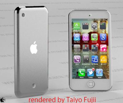 rumeur iPod Touch 4 pouces