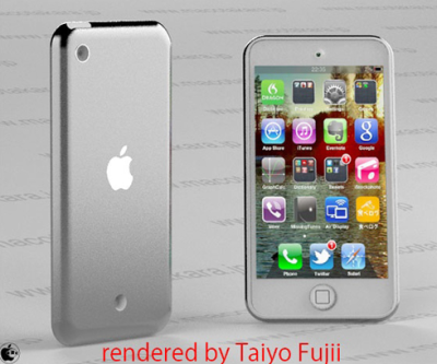 rumeur iPod Touch 4 pouces Les rumeurs de la semaine: iPod Touch, Facebook Phone, iPhone5...