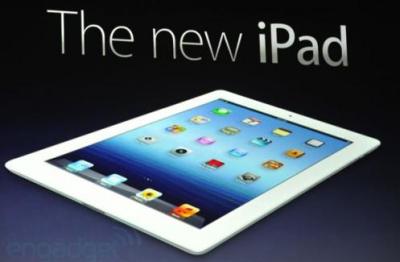 rumeur révision iPad3