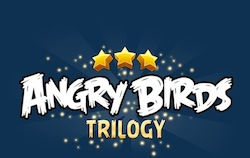 Trilogy Logo Angry Birds