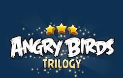 Angry Birds sur console : cest pour bientôt !