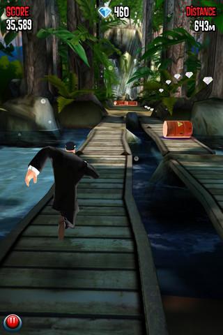 Agent dash Agent Dash : Faites courir James bond ! (gratuit)