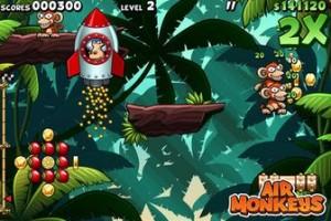 Air Monkeys result 300x200 Les bons plans de l'App Store ce mercredi 29 Août 2012