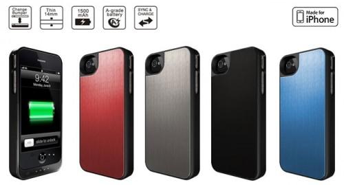 Batterie Slim 500x269 La coque Batterie la plus fine du monde pour iPhone 4/4S sur App4Shop