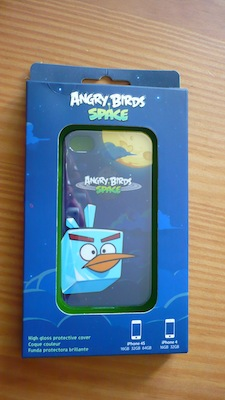CcrsAngryBirdsSpace 003 Concours : Une coque Angry Birds Space pour iPhone 4/4S à gagner