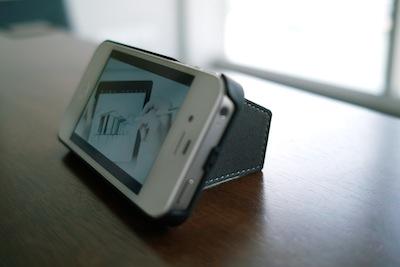 CcrsWalletStand 009 Concours : 1 coque Wallet Stand de Arctic pour iPhone 4/4S à gagner (21€)
