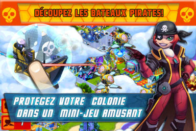 Cosmic 1 Cosmic Colony (Gratuit) : Partez à la conquête de lespace !