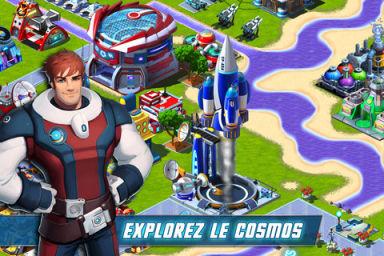 Cosmic 2 Cosmic Colony (Gratuit) : Partez à la conquête de lespace !