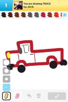 Draw Something 5 superbes jeux iPhone et iPad à prix cassé ce Week End !